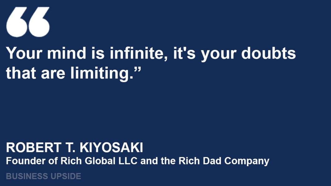 robert kiyosaki wealth