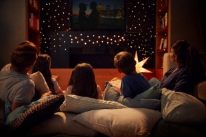website to watch movies with friends