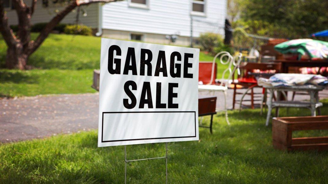 Garage Sale near me