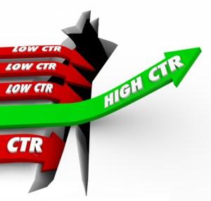 high Clickthrough rate