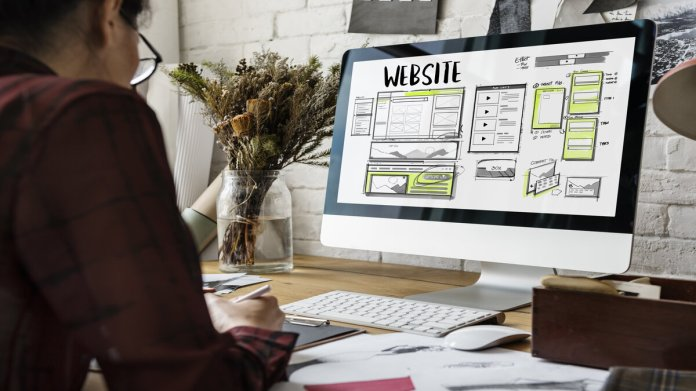 how to create website on Google