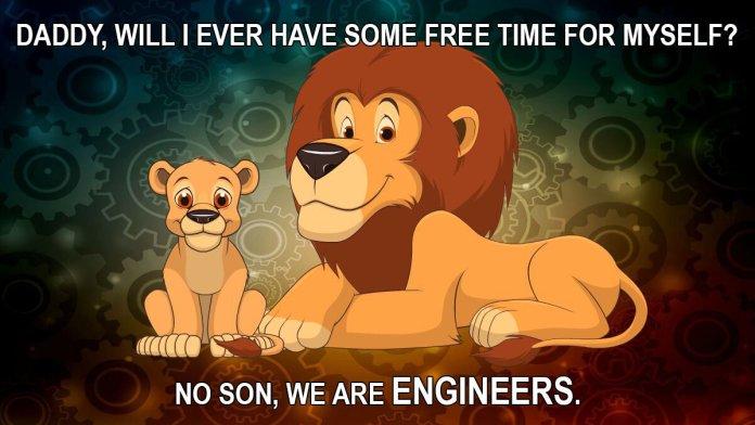 engineering students meme