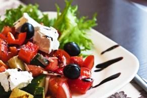 Mediterranean diet sample menus