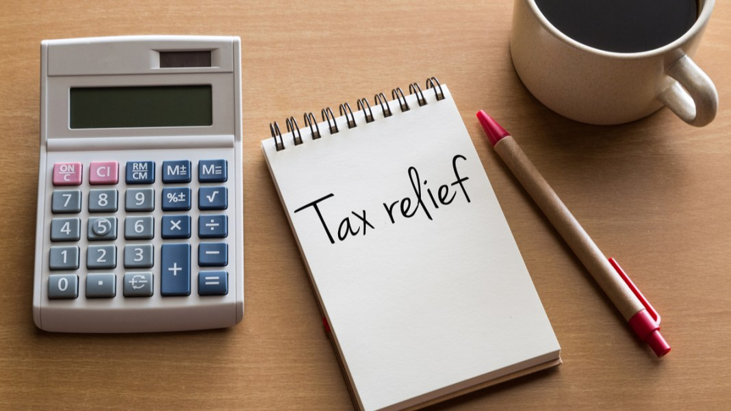 Best tax relief companies 2021