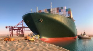 Evergreen shipping