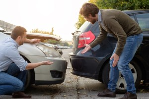 calculate car value after accident