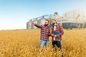 high-tech farming techniques