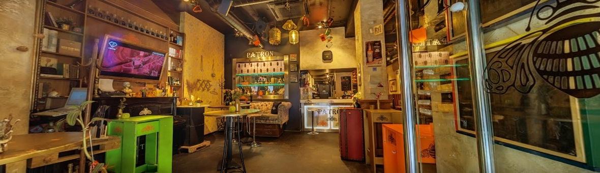 Виртуална разходка на Patron Cafe & Shot Bar