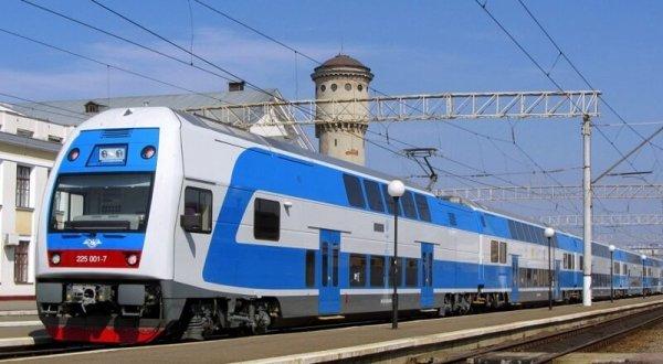 «Укрзалізниця» запустит 2-этажные поезда Харьков – Винница