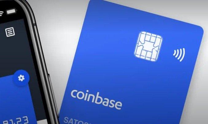 Coinbase emetterà una carta di credito Visa basata su criptovaluta