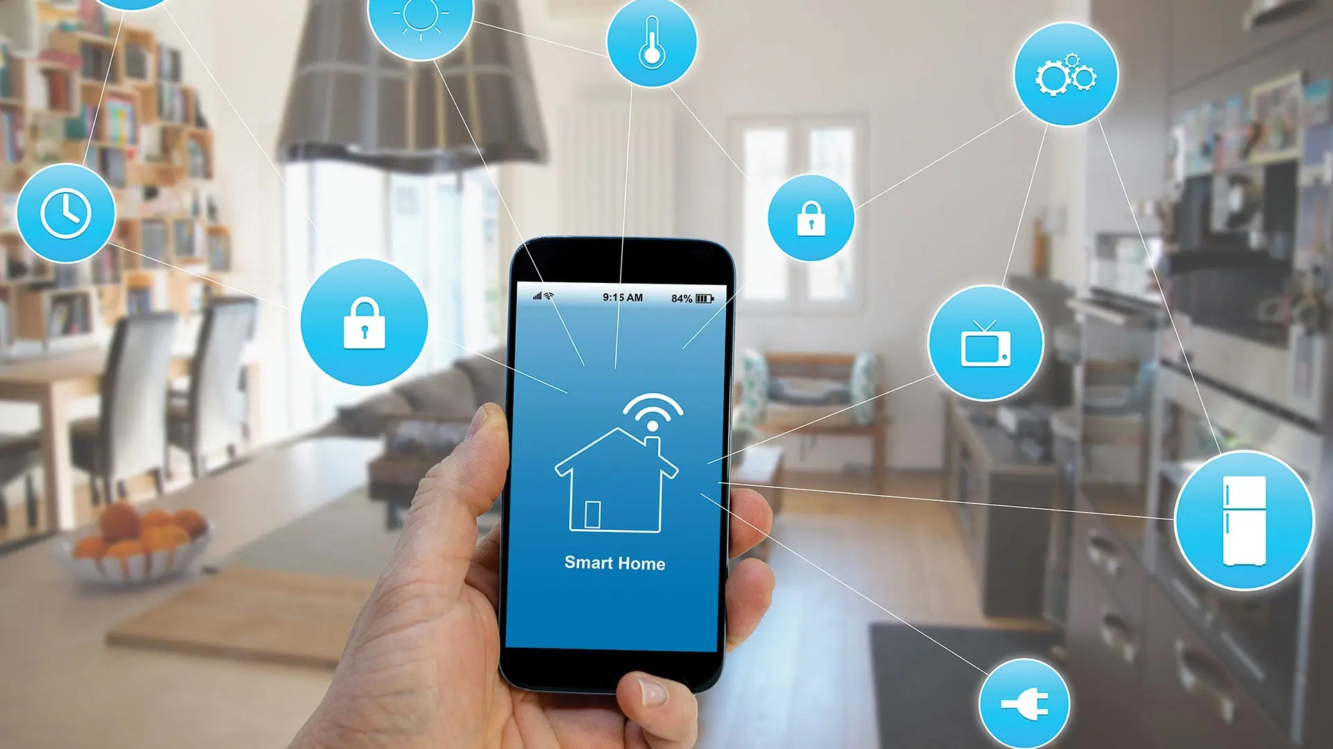 smart home technology puts homeowners