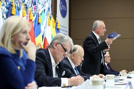 Відбулась зустріч екс-президентів Східної Європи за мир між Азією і Європою