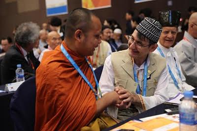 У Південній Кореї пройшла Міжнародна конференція релігійних лідерів заради миру на планеті