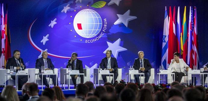 Найвпливовіші люди Європи з'їдуться на 29-й Економічний форум у Польщу