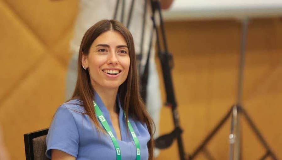 Українську делегацію у ПАРЄ очолила Марія Мезенцева