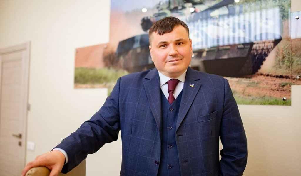 Новий вектор Укроборонпрому: Юрій Гусєв