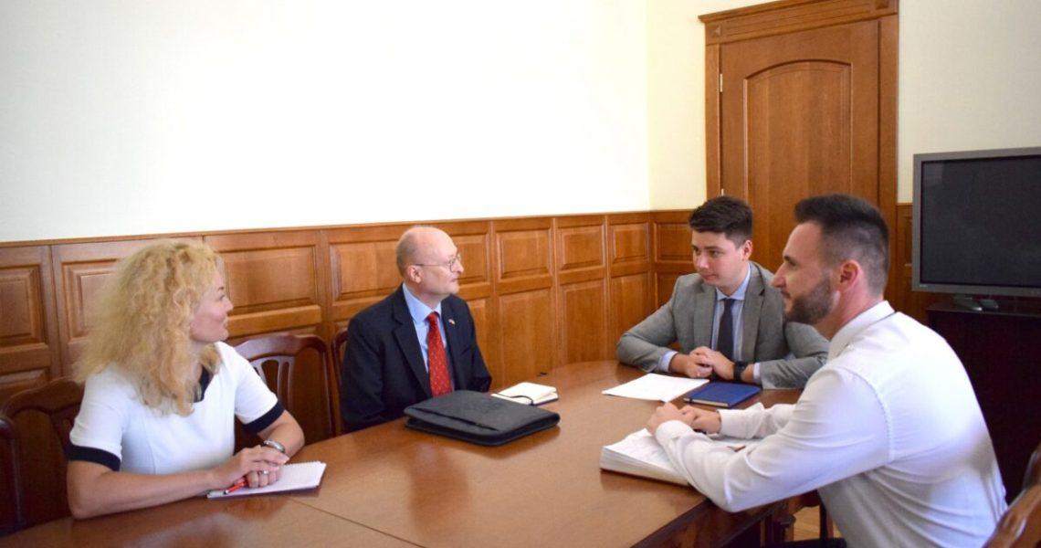 Держенергоефективності та Посольство Великої Британії в Україні розглянули можливості співпраці у сфері «зеленої» енергетики