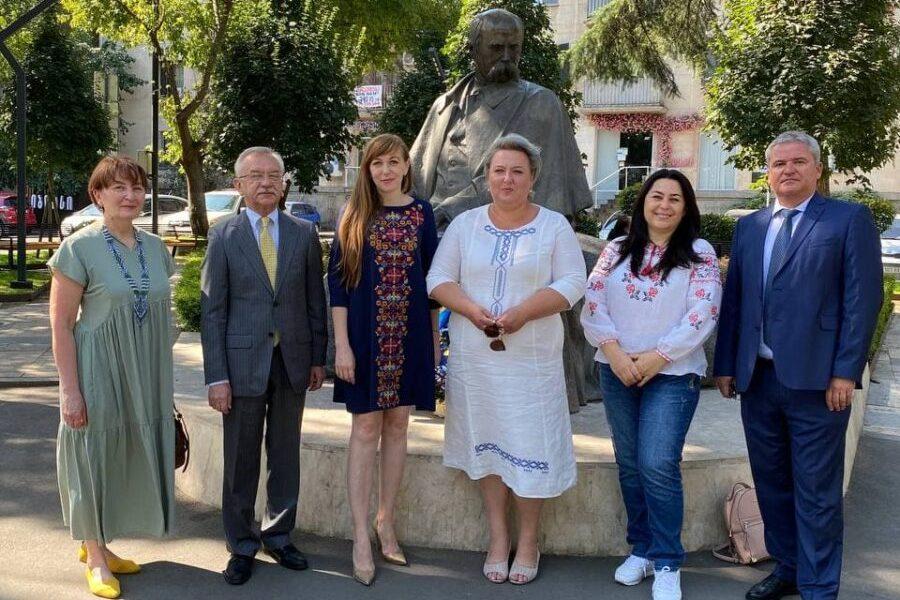 Business Woman Club налагоджує співпрацю з Грузією