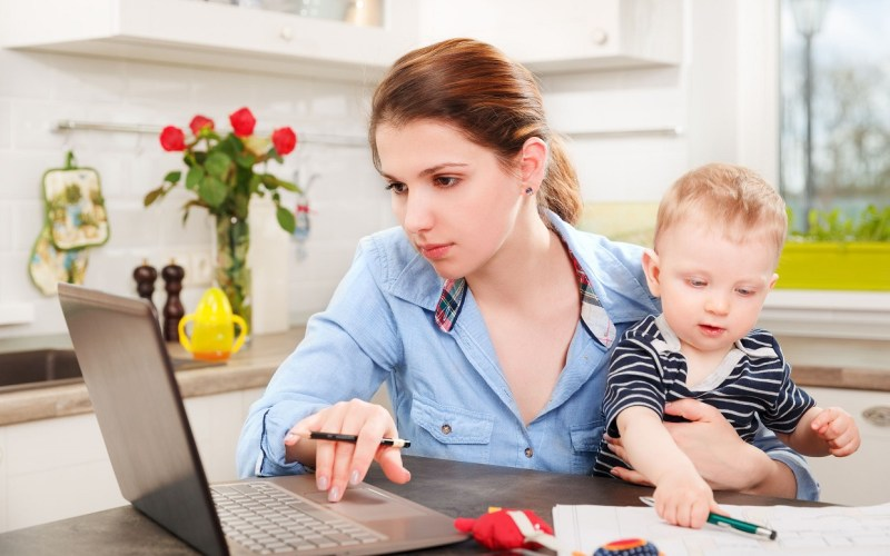 single mom small business grants