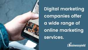 At the end of this post, you'll get to know the best digital marketing companies for start ups, digital companies for small businesses and large businesses.
