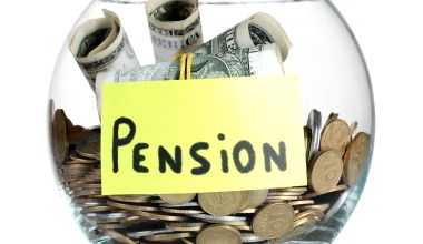 Pension and Investment
