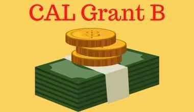 Cal-grant-B
