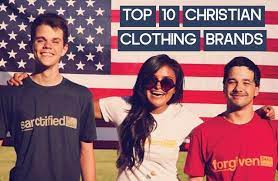 christian clothing brands