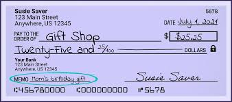 how to write a check, with cents, void, personal