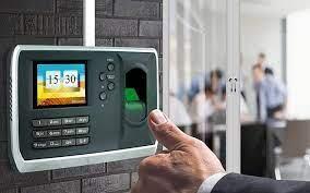 Clocking in machine, fingerprint law, digital law