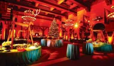 Company Holiday Party