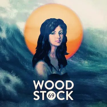 Woodstock Logo - Woodstock Logo