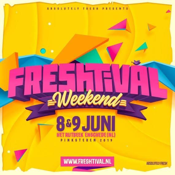 Freshtival - Freshtival 2019 (vrij - ma)