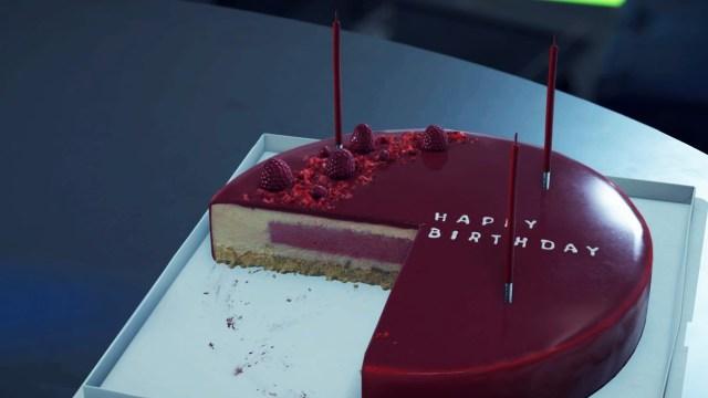デスストで貰える誕生日ケーキ