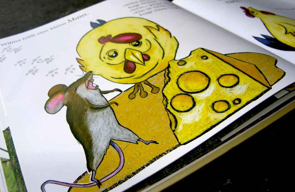 Wilma-Maus