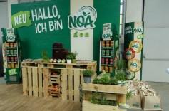NOA Messestand Veggie World 2016 in München