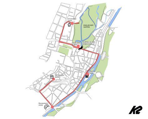 K2_Stadtplan_Strecke_MUC