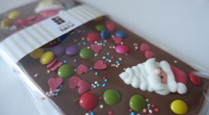 DIY Weihnachtsgeschenk: Schokolade aus der Schokifaktur