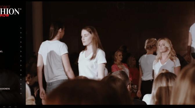 Secret Fashion Show