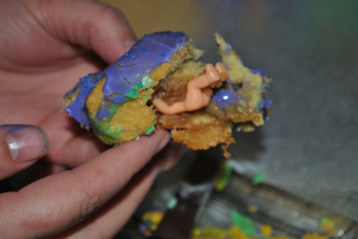 The Plastic Baby In King Cake's Meaning