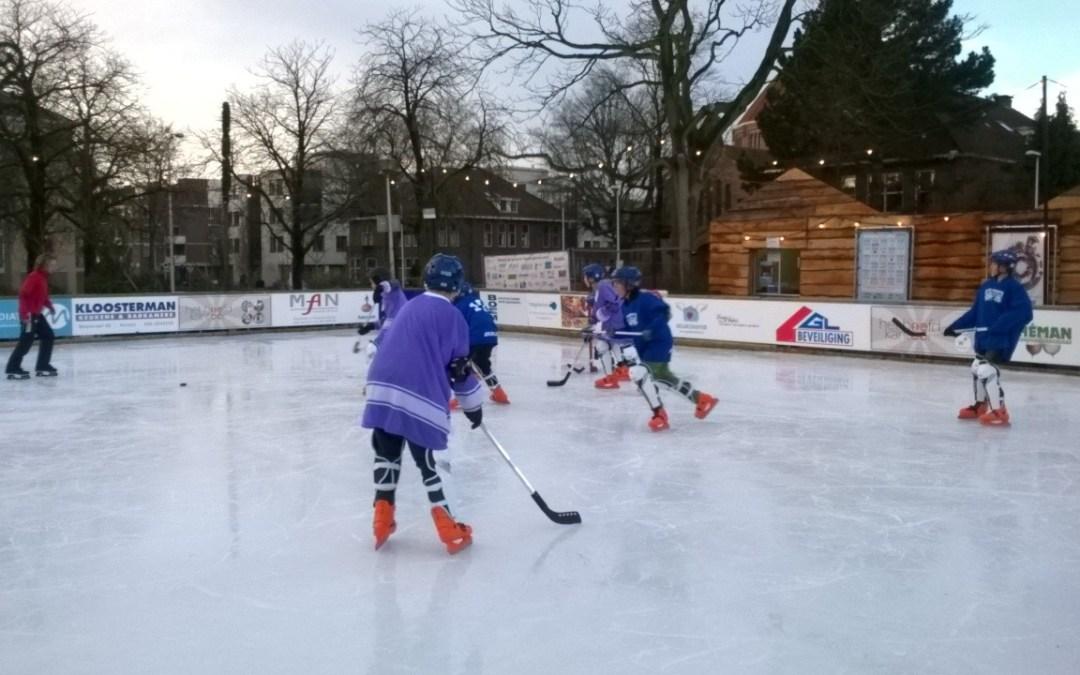 Inschrijven ijshockey