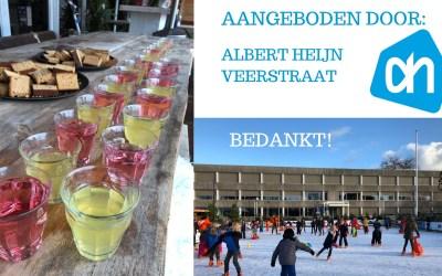 Albert Heijn Veerstraat …. bedankt!