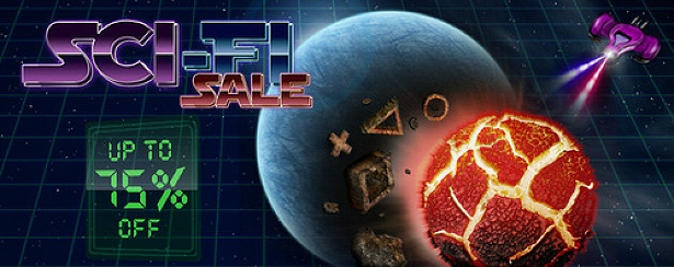Playstation Store SciFi Sale 061113