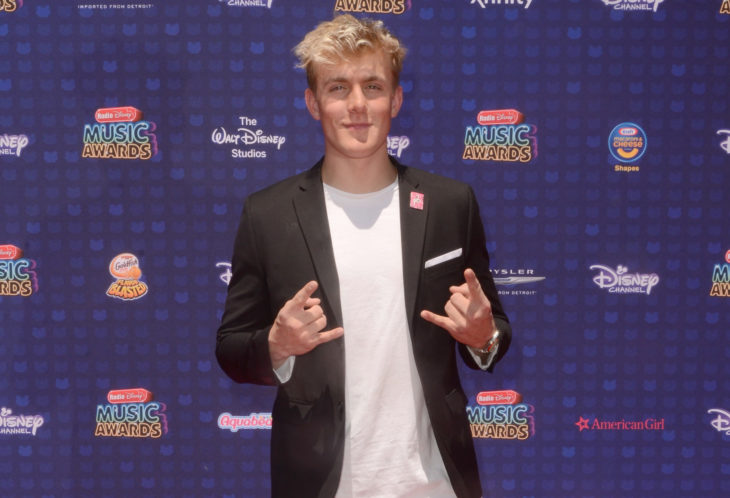 LOS ANGELES - APR 29: Jake Paul at the 2017 Radio Disney Music Awards at the Microsoft Theater on April 29, 2017 in Los Angeles, CA