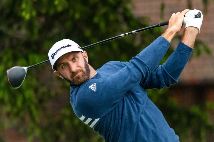 Hamilton, ON Canada - June 5 2019 - Dustin Johnson RBC Canadian Open at Hamilton Golf & Country Club, (Photo par: Gary Yee)