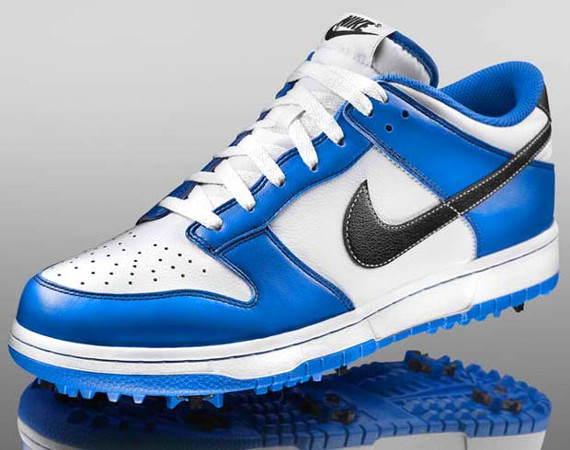newest 75916 fadb5 Nike Dunk NG Golf Shoes   Busted Wallet