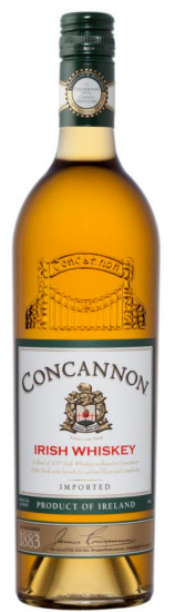 Concannon Irish Whiskey Review