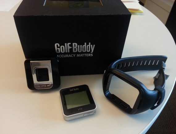 GolfBuddy VT3 Review
