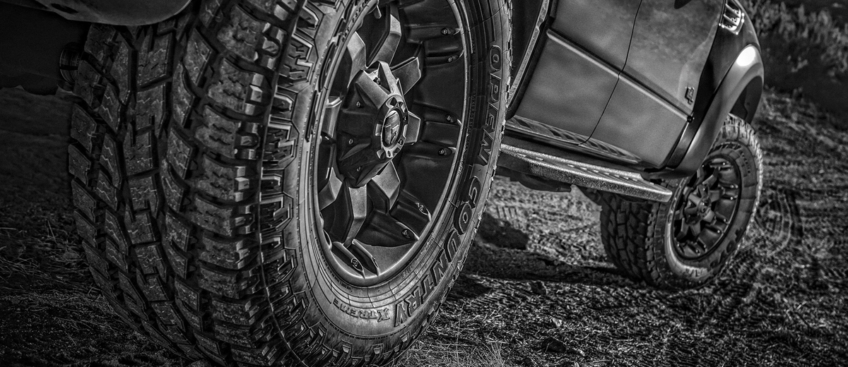 Toyo Open Country A T Ii Tires Road Review Busted Wallet