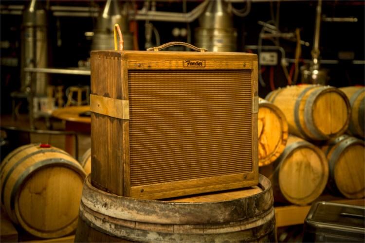"""Fender """"80 Proof"""" Amplifier"""