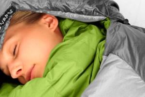 noc sleeping bag